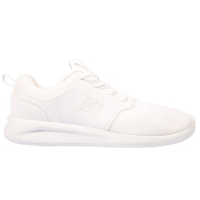 Tenis Hombre Midway Sn Adys700096 Wht Dc Shoes Blanco