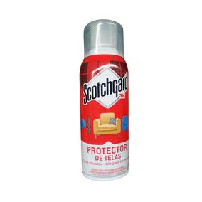 3m Scotchgard Protector De Telas Y Tapicería 283 Grs