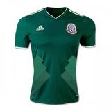 Camisa Seleção Do México Mexicana Verde 2017 Pronta Entrega