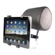 Soporte Tablet Auto Porta iPad Asiento Respaldo Cabecera
