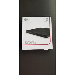 Quemador Lg Dvd Portátil, Nuevo Y Original Sp80