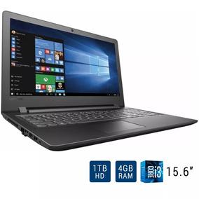 Notebook Lenovo I3-6100u 6ª Geracao 4gb Hd 1tb Novo Tela 15