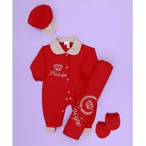Saída De Maternidade Bebe - Enxoval De Bebe - Infantil