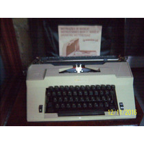 Maquina Escribir Remington 33 L Portatil