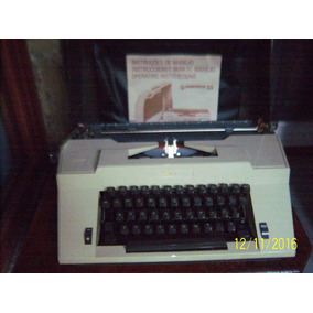 Maquina Escribir Remington 33 L Portatil