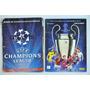 Lote X2 Album Figuritas Champions League Uefa Messi 2011