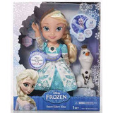 Boneca Do Filme Frozen Disney Princesa Elsa Pronta Entrega