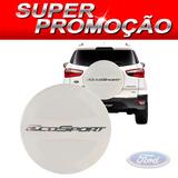 Capa Estepe Ford Ecosport Todas Branco Ártico 2013 A 2018