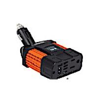 Inversor Convertidor Corriente Auto 100 Watts 12- 120 V Usb