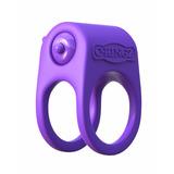 Anillo Vibrador Con Doble Aro Prolonga El Placer Duo-ring