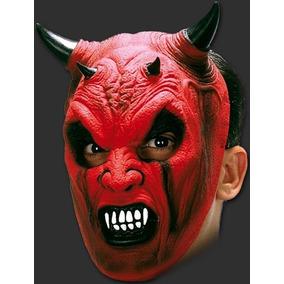 Máscara Diabo Demônio - Terror - Frete R$ 12,50