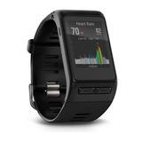 Reloj Gps Garmin Vivoactive Hr Corre Nada Bici.smartwatch