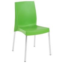 Cadeira Viena Plastico Polipropileno Verde