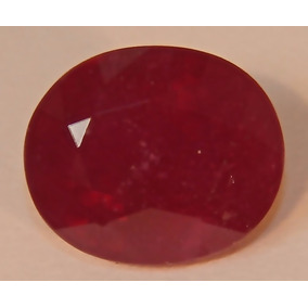 Rsp 331 Rubi Sangue De Pombo Oval 12x10,1mm Com 8,35 Ct