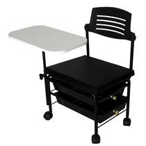 Cadeira Para Manicure E Pedicure Cirandinha 2 Gavetas