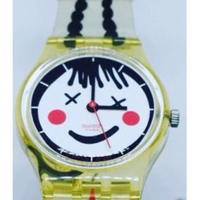 0604e4a8d45 Relógio Swatch Infantil no Mercado Livre Brasil