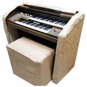 Capa De Órgão Eletrônico Napa Diversas Cores