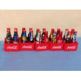 Coleção Mini Garrafinhas Coca-cola Copa 2014