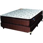 Conjunto Suavestar Super Con Doble Pillow Top 190x140x29