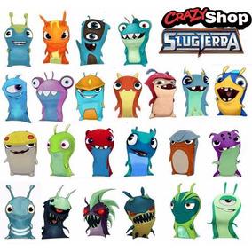 Slugterraneo Série 1 E 2 - 24 Bonecos Pronta Entrega