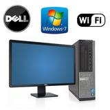 Dell Optiplex 790 Desktop - Intel Quad Core I Ghz - 8gb Ddr