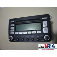 Som Original Cd Player Mp3 Jetta 2008 Usado