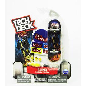 Skate De Dedo Tech Deck Profissional Fingerboard