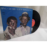 Bing Crosby Louis Armstrong