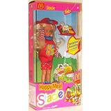 Juguete Happy Meal Stacie Muñeca De Barbie Mcdonald W Sorpr
