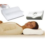 Almohada Ortopedica Anti Acaros Memory Pillow Cervical