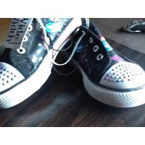 Zapatillas Importadas Wide Width Nenas! Súper Glam!