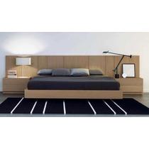 Juego De Dormitorio Minimalista Moderno Progetto