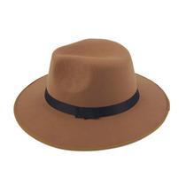 Sombrero Ala Ancha Vintage Estilo Indiana Jones