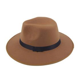 Sombrero Ala Ancha Vintage Estilo Indiana Jones A119