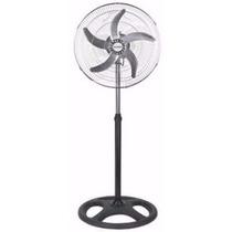 Ventilador Metalico 18 Pulgadas 3en 1 Pie Turbo Pared 5aspas