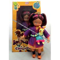 Raridade! Boneca Lili Chiquititas 2007 Original Baby Brink