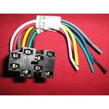 Arnes Switch Luces E Intermitentes Tecla Vocho Golf Jetta A2