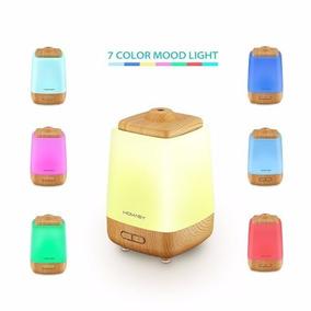 Humidificador Difusor De Aromas Led 7 Colores *envío Gratis