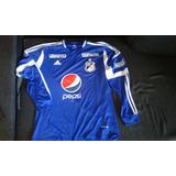 Camiseta De Millonarios De Colombia 2012 / 2013