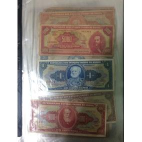 Coleção Dinheiro Brasileiro Antigo