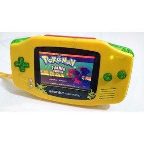 Nintendo Game Boy Advance 101 Mod - Pokémon
