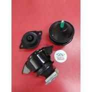 Kit Completo Coxim Do Motor Chery Celer Original