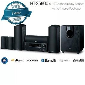 Onkyo Ht-s5800 - Sistema De Home Theater 5.1.2 Canais Dolby