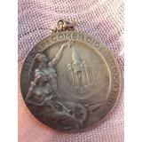 Medalla Bolsa De Comercio Rosario Inauguracion 1929