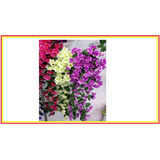 Flores Artificiales Colgantes 88 Cm