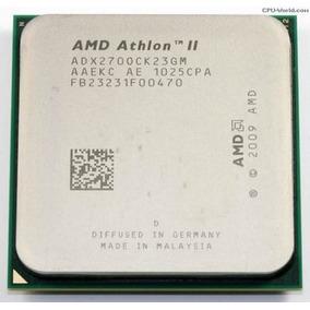 Athlon Ii 2 64 X2 270 3.4ghz Socket Am3 Dual Core