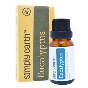 Aceite Esencial 15 Ml. Eucalipto De Simply Earth(no Doterra)