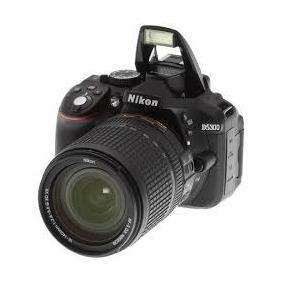 Nikon D5300 Kit 18-55 Vr 24mpx Full Hd Wi-fi Gps Tucuman