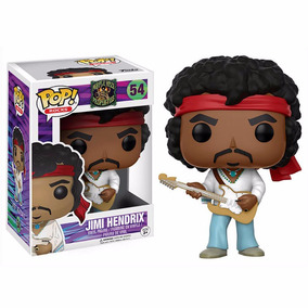 Funko Pop Rocks Jimi Hendrix Woodstock Pronta Entrega #54