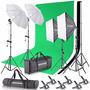 Kit Luces Estudio De Fotografia Neewer® 2.6m X 3 M8.5 Ft
